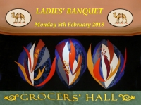 Ladies Banquet 2018